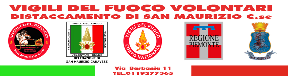 http://www.vigilidelfuocosanmaurizio.it